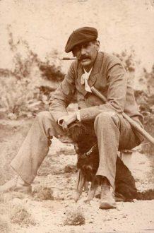 Benito_perez_galdos_y_perro_las_palmas_1890