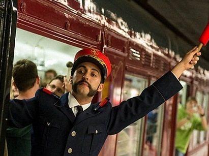 метро прошлого века Барселоны