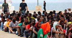имигранты