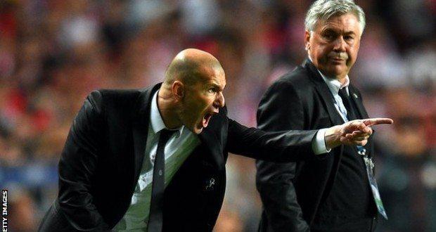 Рафаэль Бенитес уволен, Зидан принял Реал
