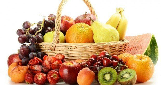 Как сделать корзину из фруктов?