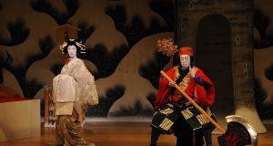 Театр кабуки снова в Испании!