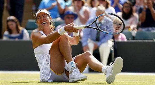 Гарбинье Мугуруса – победитель Roland Garros
