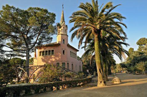 Casa – museu Gaudi
