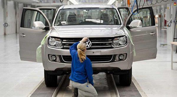 Компания Volkswagen отзывает часть автомобилей, проданных в Испании
