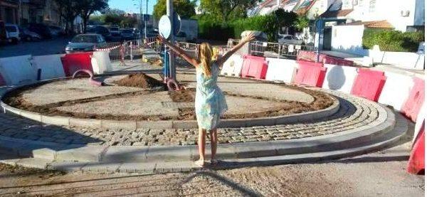 В Севилье постоят дорожную развязку по проекту, созданному 9-летней девочкой