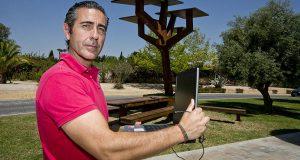 «Солнечное дерево» открыло «Неделю инноваций» в Эльче