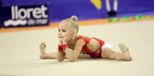 В Льорет-де-Мар пройдет международный турнир юных гимнасток