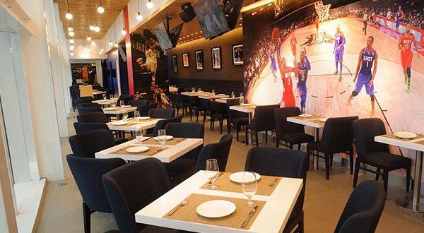 NBA открывает в Барселоне ресторан