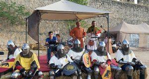 Российская команда успешно выступила на Открытом Европейском чемпионате по историческому средневековому бою