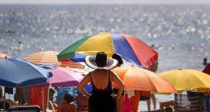 На календаре сентябрь, а в Испании все еще лето!