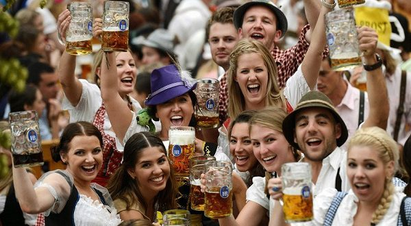 На «Октоберфесте» в Кальпе все смогут попробовать настоящее баварское пиво