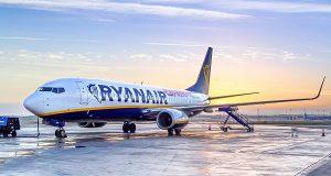 Авиакомпания Ryanair предлагает перелеты по цене обеда в ресторане