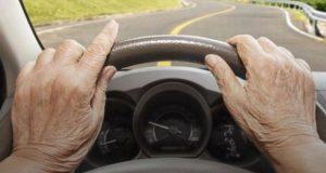 Испанка 53 года ездила без прав