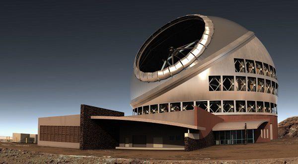 Самый крупный телескоп будет построен на Канарах