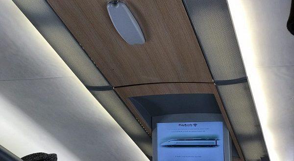 Скоростные поезда AVE будут оснащены беспроводным доступом в Сеть