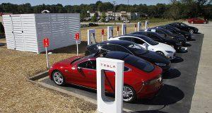 В Испании открывается еще одна станция зарядки батарей Tesla