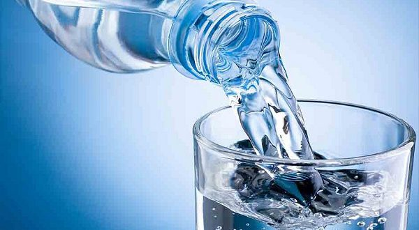 Пейте воду - это бесплатно!