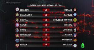 Испанские клубы узнали соперников по еврокубкам