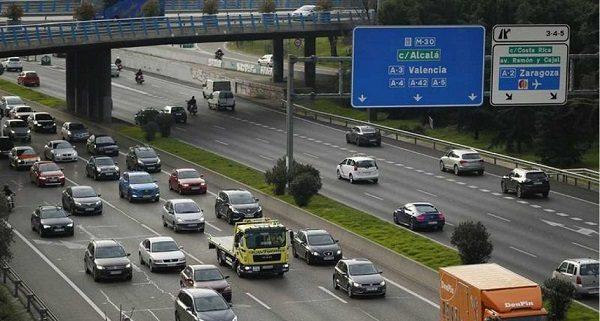 В Мадриде начнут ограничивать въезд машин