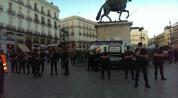 В Мадриде задержаны лица, подозреваемые в теракте