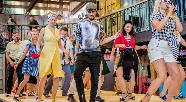 Джазовый Оркестр Барселоны выступит и научит танцевать