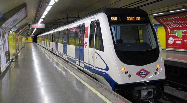 8 – я линия столичной подземки будет закрыта на реконструкцию по окончании ярмарки Fitur