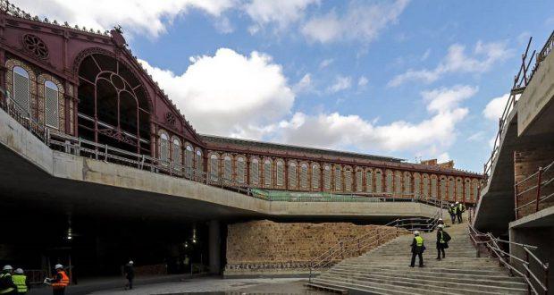 Когда будет открыт рынок Sant Antoni в Барселоне?