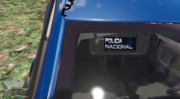 Выявлять нарушителей ПДД в Барселоне будет автомобиль без опознавательных знаков