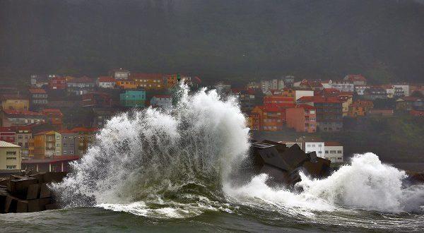 Непогода стала причиной переноса футбольного матча в Галисии