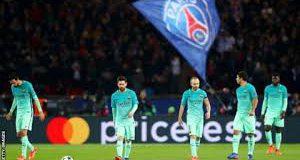 Позор Барселоны и триумф Реала в Лиге Чемпионов