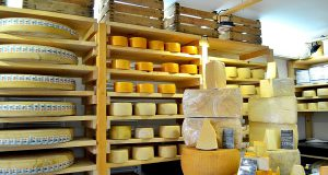 Европейский сырный тур проходит теперь через Вильялуэнгу