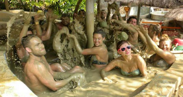 Thap-Ba-mud-baths