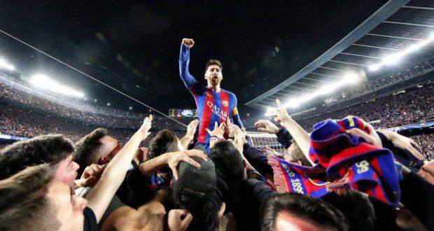 Барселона фантастически проходит ПСЖ