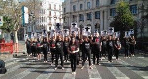Общественность Валенсии против корриды!