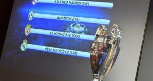 Мадридские клубы сыграют между собой в полуфинале Лиги Чемпионов