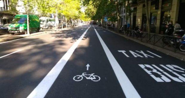 Новые велодорожки скоро появятся в испанской столице