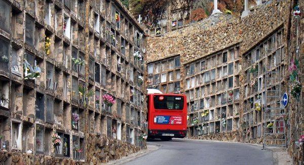В Барселоне будет создана государственная похоронная служба