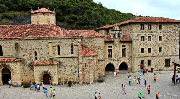 Паломники, идущие в монастырь Санто-Торибио-де-Льебана, могут пользоваться бесплатным Wi-Fi