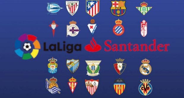 Чемпионат Испании. Обзор 34 тура