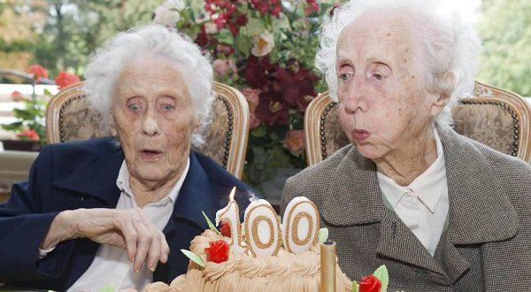 Испания стареет!