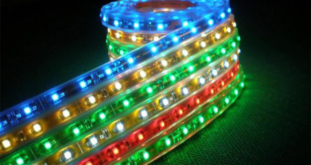 Светодиодная лента и ее разновидности