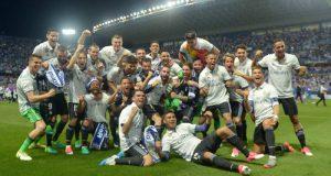 Реал Мадрид - чемпион Испании 2017