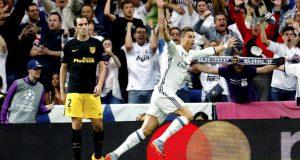 Хет-трик Криштиану Роналду принес победу Реалу в мадридском дерби