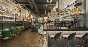 Магазины, продающие одежду, открывают ресторанные зоны