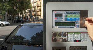 В Мадриде вводятся новые парковочные тарифы