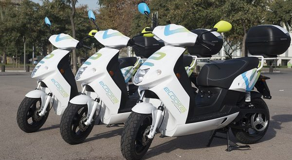 Сервис аренды электроциклов запущен в Мадриде