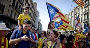 Создание МИД Каталонии признанно незаконным