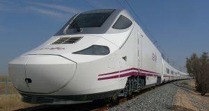 Поезд Talgo 350 Haramain развивает скорость 330 км/ч!