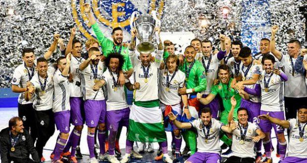 Реал Мадрид - триумфатор Лиги Чемпионов!